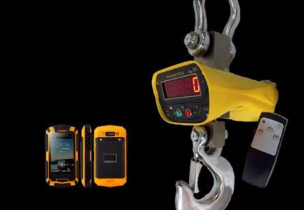 Весы крановые КВ-И (S) с поддержкой Bluetooth в Туле