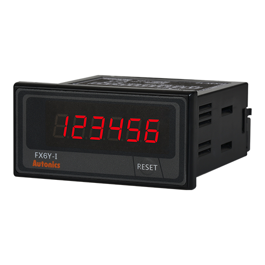 Счетчик-таймер-индикатор FX6Y-I