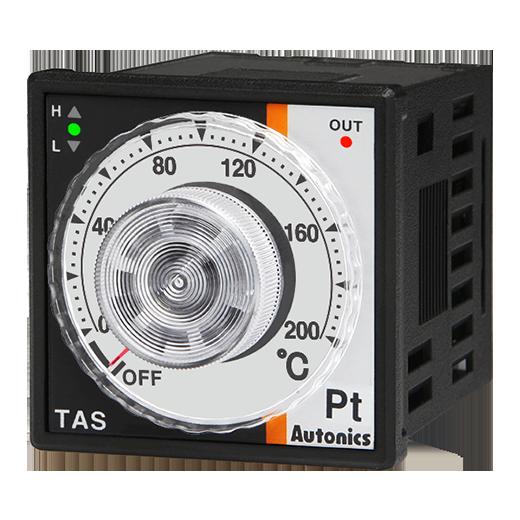 Температурный контроллер с дисковой шкалой серии TAS