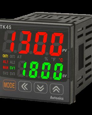 Температурные контроллеры с ПИД-регулированием высокой точности серии TK