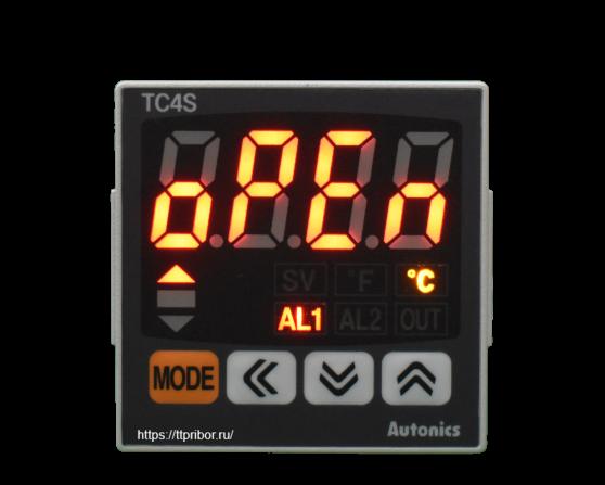 Ошибка OPEN контроллера TC4