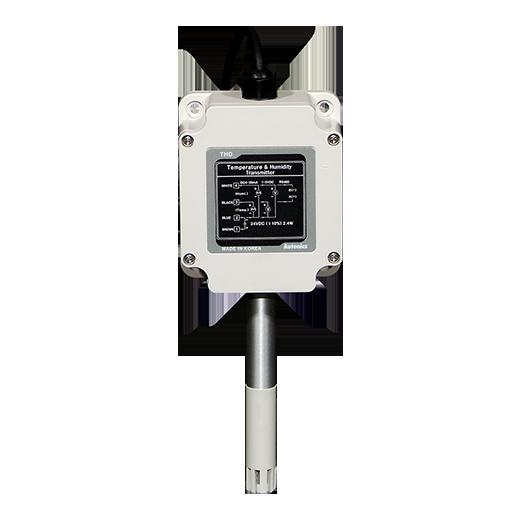 Преобразователи температуры и влажности без индикатора серии THD-W с пределом измерения температуры: : от -19,9 до 60,0℃, влажности: : отн. влажность 0-99%