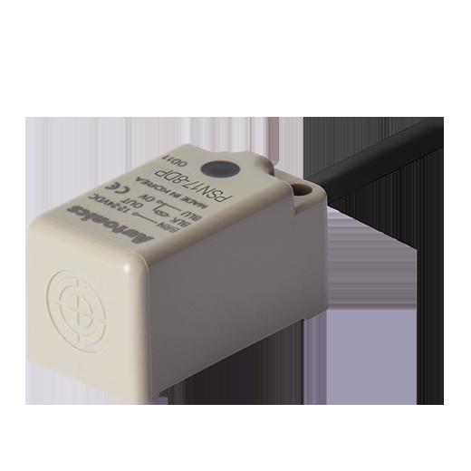 PSN17-8DP Датчик индуктивный, квадратный, 17 мм, Зона чувствительности 8мм, Обнаружение сбоку