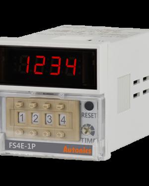 Таймер для с прямым и обратным счетом и светодиодным индикатором FS4E-1P2
