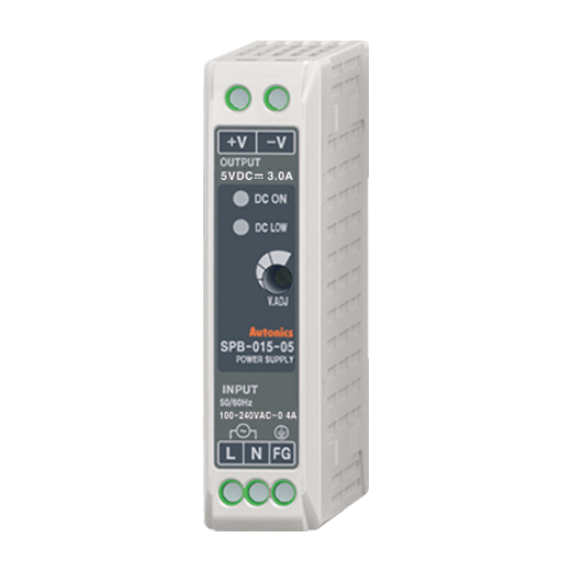 Импульсный источник питания SPB-015-05 с мощностью 15Вт и выходным напряжением 5 вольт