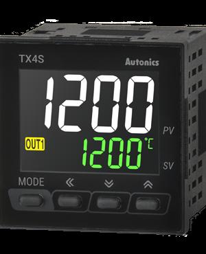 Температурные контроллеры серии TX с ЖК дисплеем.