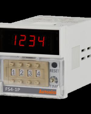 Счетчик прямого и обратного счета FS4-1P с внешним источникм питания на 12 вольт