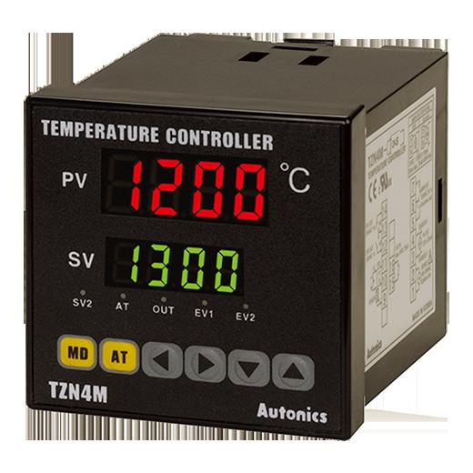 Температурный контроллер с светодиодным индикатором TZN4M