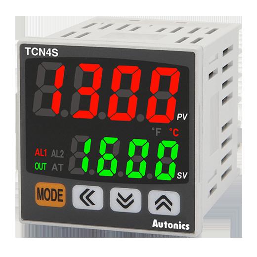 Температурные контроллеры серии TCN4S