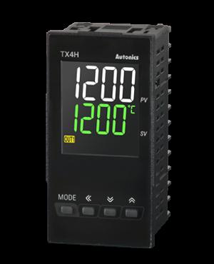 Стандартные температурные контроллеры и индикаторы серии TX4H