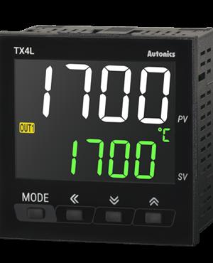 Температурные контроллеры с жк-дисплеем серии TX4L