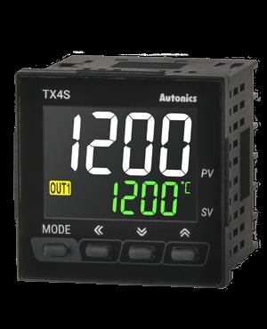 Температурные контроллеры серии TX4S с ЖК дисплеем