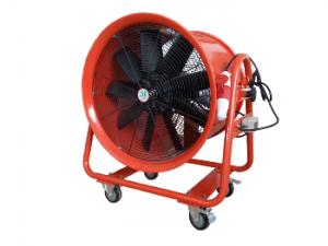 SHT-60 портативный вентилятор для продувки колодцев на мобильной регулируемой стойке